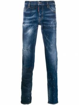 Dsquared2 - джинсы кроя слим с эффектом потертости LB6595S3635095695959