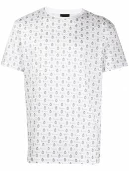 Billionaire - футболка с логотипом 3566BTE695N956333590