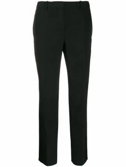 Givenchy - костюмные брюки с атласными вставками 6E999BN9569536300000