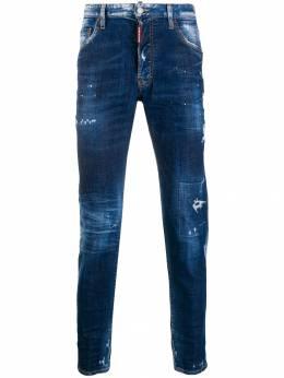 Dsquared2 - джинсы кроя слим LB6599S3635095696589