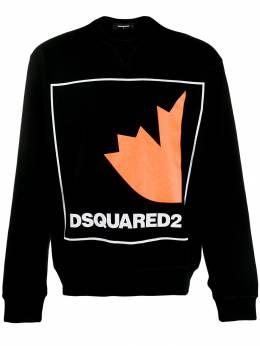 Dsquared2 - толстовка с логотипом GU6353S0536595695956