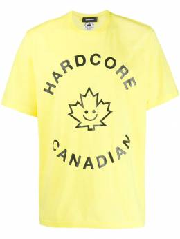 Dsquared2 - футболка Hardcore Canadian GD6569S0050395993336