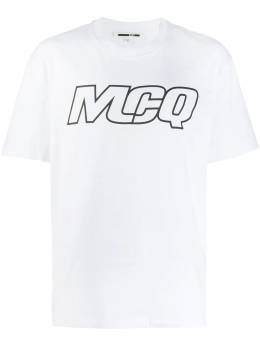 MCQ by Alexander McQueen футболка с логотипом 291571RNT09