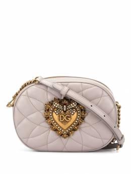 Dolce&Gabbana - каркасная сумка Devotion 365AV963956866080000