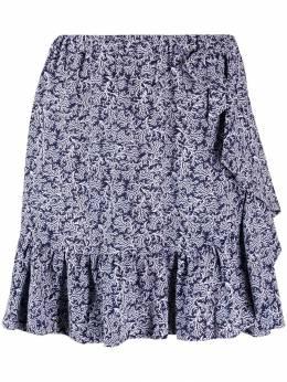 Michael Michael Kors - юбка со складками 3ETPBPL9568385300000