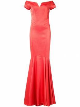 Zac Zac Posen - вечернее платье 'Trudy' 3339339CORAL90335696