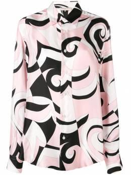 Emilio Pucci - рубашка с принтом J999R369933698000000
