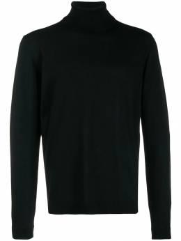 Roberto Collina свитер узкого кроя с высоким воротником RB01003