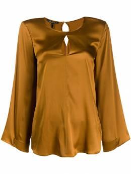 Luisa Cerano блузка на пуговицах 2080522338