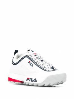 Fila - кроссовки на платформе 63589506695300000000