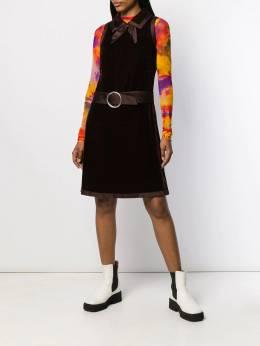 A.N.G.E.L.O. Vintage Cult - платье 1960-х годов с поясом T556A950553650000000