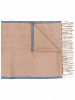 Salvatore Ferragamo - шарф со вставками 33095086989000000000