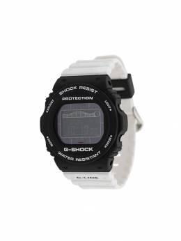 G-Shock электронные наручные часы GWX-5700 G-Lide Tide GWX5700SSN1ERBLUEWHT