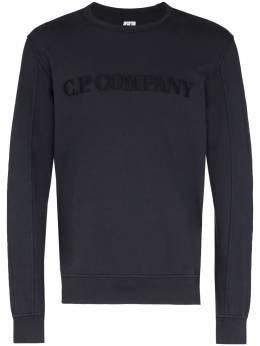 CP Company - толстовка с вышитым логотипом 689A660056G956855530