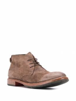 Moma ботинки на шнуровке 2BW006BE