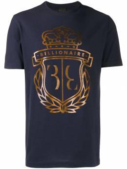 Billionaire - футболка с принтом 3509BTE695N950599950