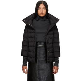 Herno Black Down Aminta Jacket PI0506D 19288
