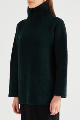 Темно-зеленый свитер La maille Agde Jacquemus 2985142668