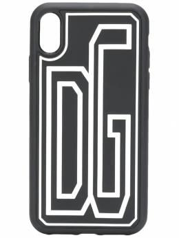 Dolce&Gabbana - чехол для iPhone XR с логотипом 595AA695959305090000