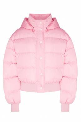 Розовая куртка MSGM 296142770