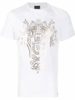 Billionaire - футболка с логотипом 3803BTE695N950893660