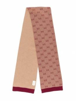 Gucci Kids шарф с узором GG 5747224K208
