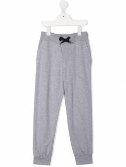 Fendi Kids - спортивные брюки с карманом с логотипом 958A5RA9356099600000