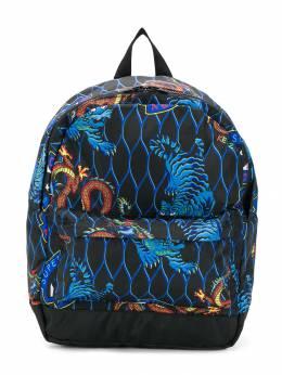 Kenzo Kids - рюкзак с принтом 55686095065656000000