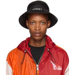 Heron Preston Black Ghost Fisherman Hat 192967M14000101GB
