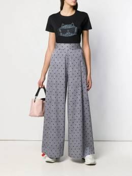 Karl Lagerfeld - футболка Choupette W9366999939369950000