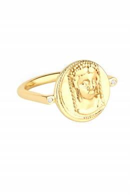 Позолоченное кольцо Hera из коллекции Antique Lav'z 2727101351