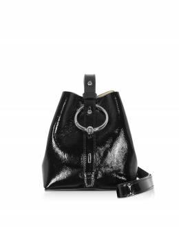 Mini Kate -Сумка Мешок из Кожи Naplack Rebecca Minkoff PF19SUQ036 003 BLACK