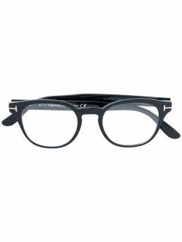 Tom Ford Eyewear очки в круглой оправе TF5400