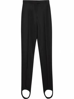 Burberry - high-waist jodhpur trousers 08869093953600000000