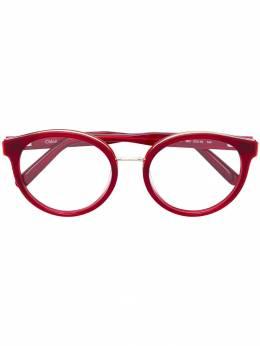 Chloe Eyewear round frame glasses CE2710