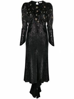 Attico - embroidered dress 98535930336380000000