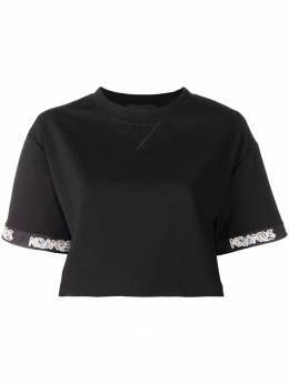 Mr & Mrs Italy укороченная футболка с короткими рукавами TS144E