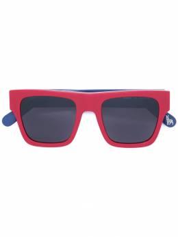 Stella McCartney Kids - солнцезащитные очки с квадратной оправой 608S9995390600000000