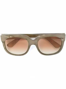 Gucci Eyewear солнцезащитные очки в квадратной оправе 543932J0740
