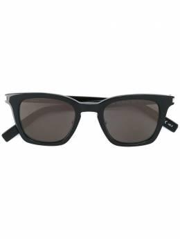 Saint Laurent Eyewear классические солнцезащитные очки 51 447662Y9909