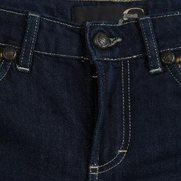 Just Cavalli Indigo Dark Wash Denim Studded Skinny Jeans S 79922