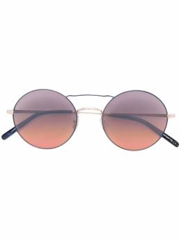 Oliver Peoples солнцезащитные очки 'Nickol' OV1214S