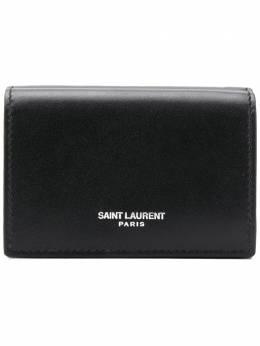 Saint Laurent - кошелек с клапаном 9966U96N935399690000