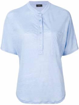 Joseph футболка на пуговицах JF002636