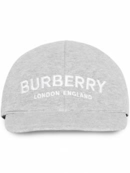 Burberry Kids - бейсбольная кепка с вышитым логотипом 69539356033500000000