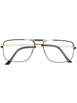 Cazal rectangular shaped glasses 7068