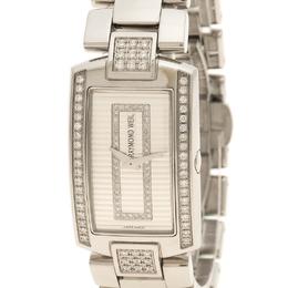 Raymond Weil Silver Shine Stainless Steel Women's Wristwatch 23MM 110421