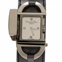 Dior Silver Reflection Stainless Steel Classic Women's Wristwatch 19MM 60244
