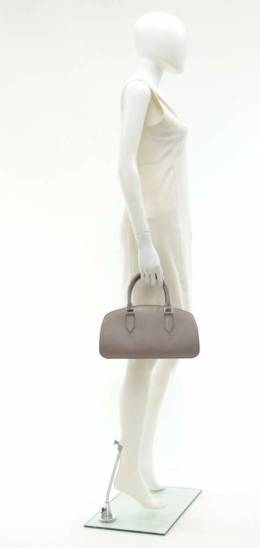 Louis Vuitton Lilac Epi Leather Jasmin Bag 158121