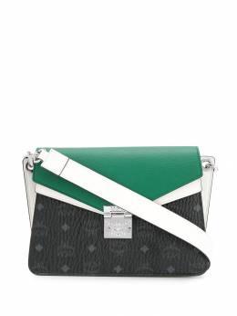 MCM - сумка на плечо в стиле колор-блок 9AMZ5695958003000000